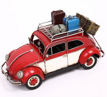 Handmake Vintage Metal Car Model