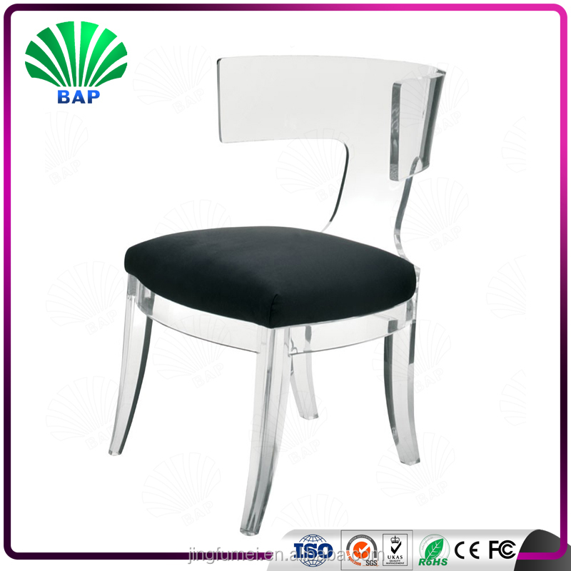 Fancy wedding Room Dining chairs Custom order furniture manufacturer china