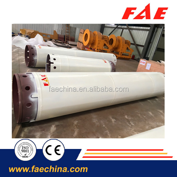 Conductor casing pipe, FAE casing pipe, casing for concrete piles