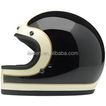 FULL FACE HELMET IN FIBER GLASS MATERIAL AND DOT CERTIFICATE, FOR MOTORCYLE