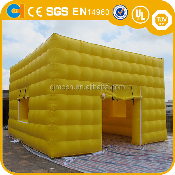2016 Hot Inflatable Tent, Inflatable trade show Tent, Inflatable Cube Structure/Building/Igloo Tent