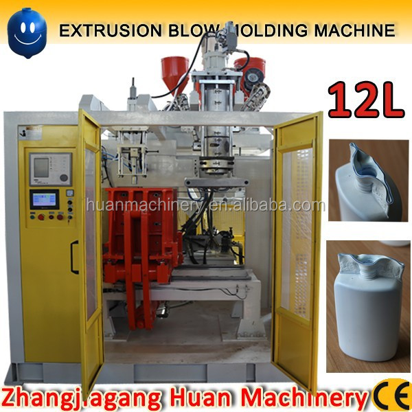 Multi layers jerry can extrusion blow moulding machine