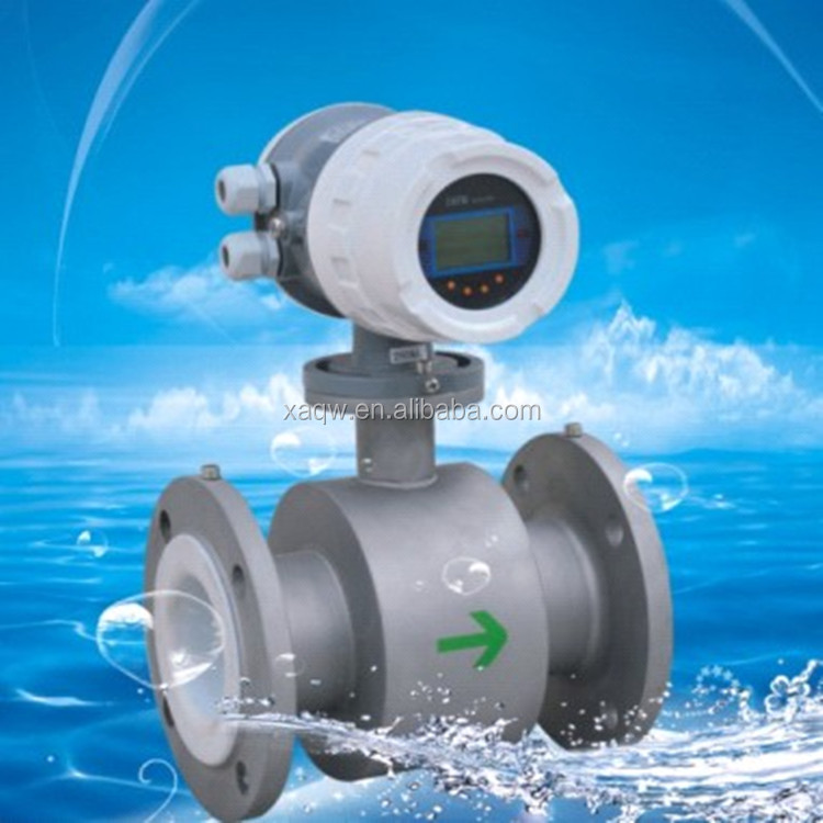 Electromagnetic Flow meter Waste water