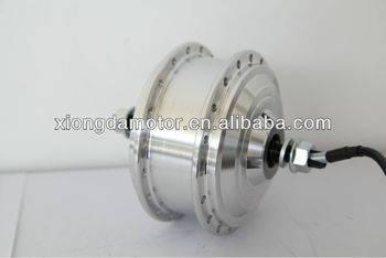 E-bike Motor/Electric Bicycle Front Wheel Hub Motor