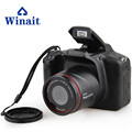 Multi-functional 64GB card slr camera DC-05 12mp 720p cheap dslr camera with 4x digital zoom photo camera