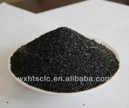 Fixed Carbon Content 85% Anthracite Filtering / Anthracite Filter Media for Water Treatment