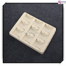 New Coming Top Sell PET Food Grade Plastic Food Pack Tray Mooncake and Muffin Chocolate Tray