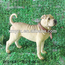 Hot sales Polyresin animal figure for garden decor