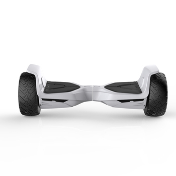 "Tomoloo off road 8.5"" hoverboard two wheel balancing scooter with private patent UL certified"