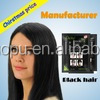 dexe black hair shampoo big quantity selling products hair dye quick effect in sachet