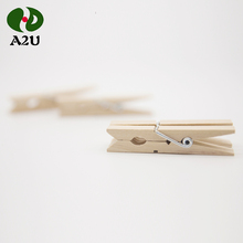 Chinese Mini Wooden Clothes Pegs