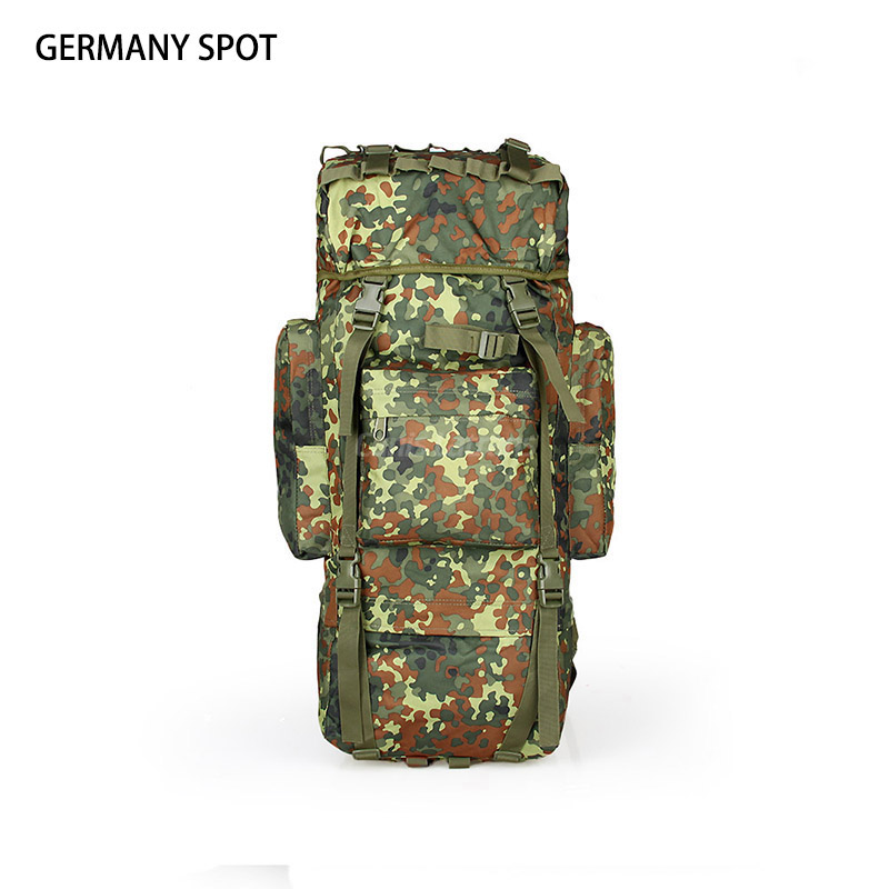5-0055 Durable 600D oxford waterproof 65L Bag Tactical Molle backpack