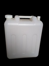 20 liter Food Grade HDPE Plastic Jerry Can