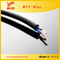 0.10mm 2.5mm pvc braided copper wire