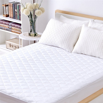 King Queen Size Bamboo Bed Bug Hypoallergenic Waterproof Mattress Protector Cover