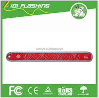 2016 fashion Led luminous wristband Promotional gifts for Party Event Concert outdoor sports