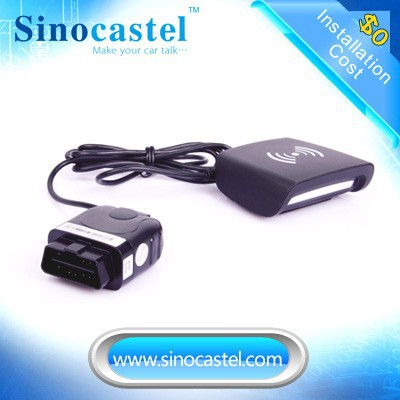 The cheapest 2G GPS tracker super OBD scanner good quality free update online