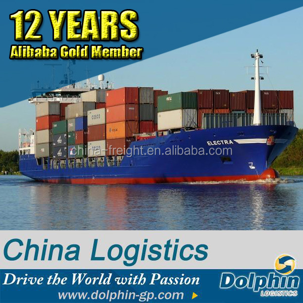 Competitive Sea freight / Container shipping from China to Miami