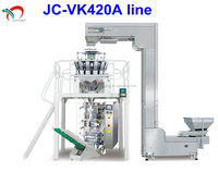 Plastic Packing Material Automatic Food Packaging Machine JC-VK420A