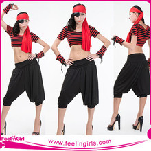 wholesale two piece carnival costume pirates