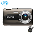 Touch Panel Dash Board Camera,Dual Fhd 1080P GPS Car Camera With User Manual