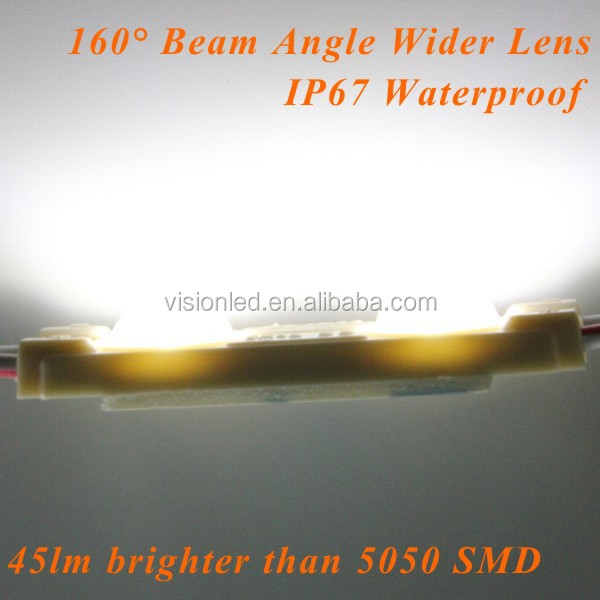 0.72W 3LED Wide Beam LED Module 2835