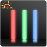 led message display stick and led drum sticks Type colorful star light stick
