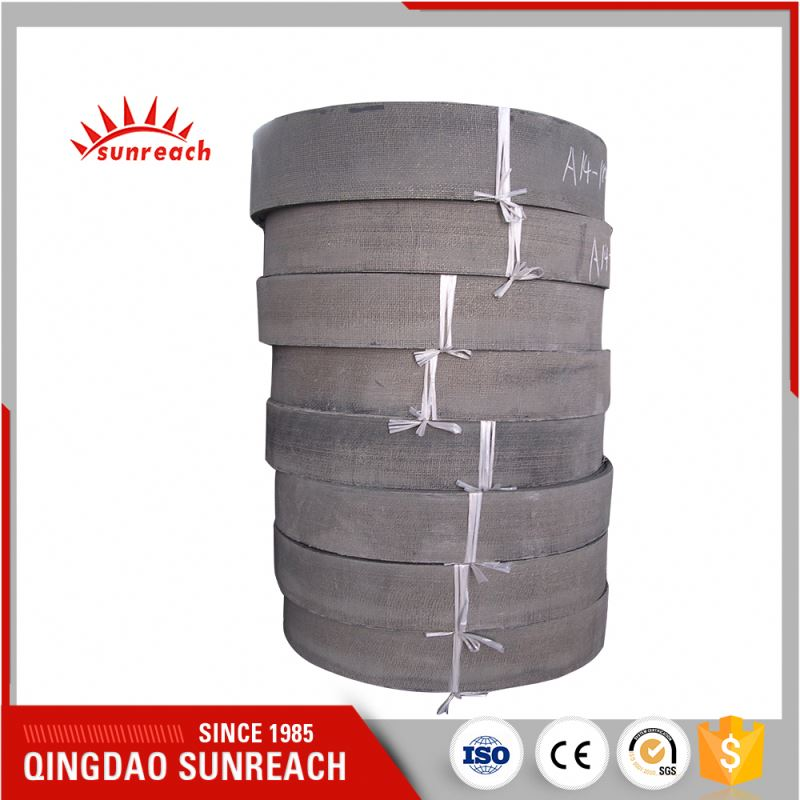 Shock-resistance Rubber Moulded Brake Band Lining In Roll