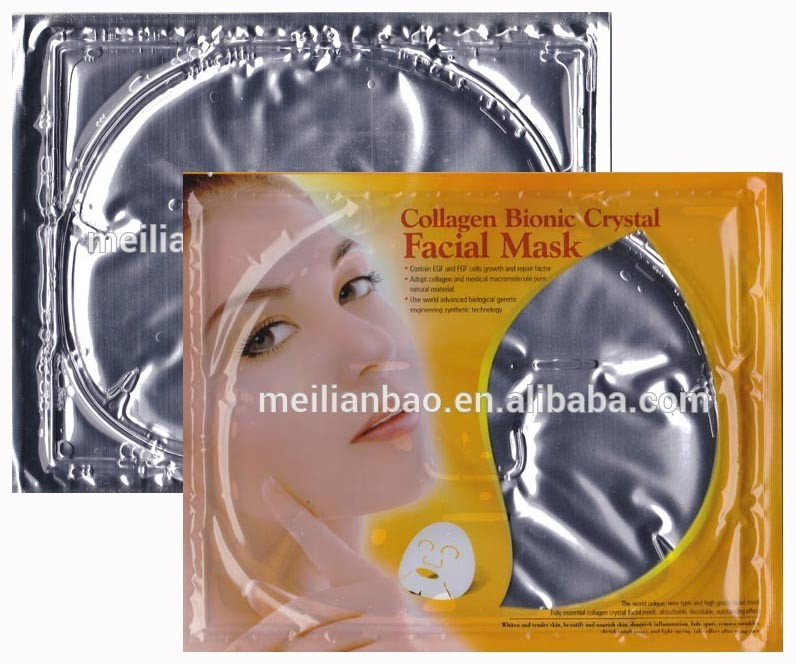 private label <strong>q10</strong> <strong>gold</strong> collagen facial mask with great price