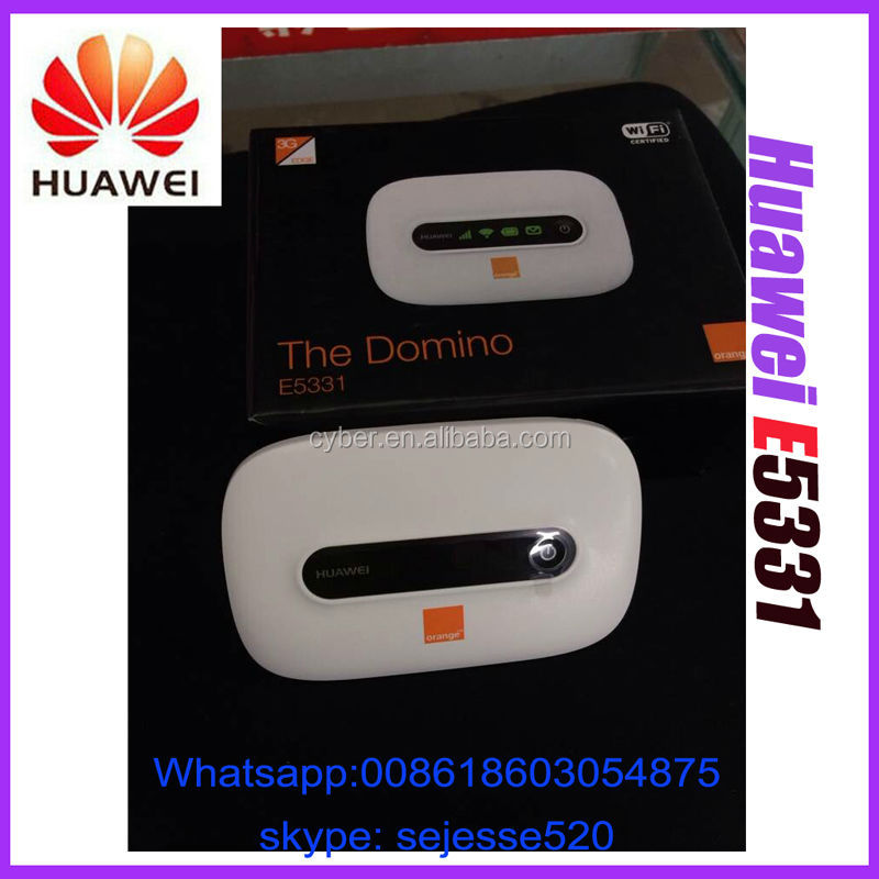 huawei E5331 wifi router Unlock Huawei E5331 Mobile WIFI 21Mbps Portable 3G WIFI SIM Card Router