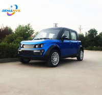 Four Wheel Electric Car With 5000W Motor