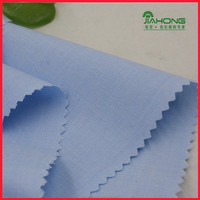 Cotton polyester bamboo fiber blue designer fabric oxford fabric