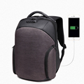 Business Laptop Backpack Anti Theft Waterproof Travel Backpack with Lock With USB Charging