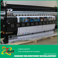 3.2m digital flex banner printing machine