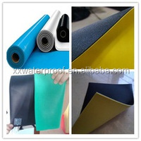 construction reinforced roofing pvc membrane sheet for waterproofing