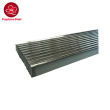 2018 good quality corrugated sheet metal waved roofing tile building materials