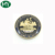 custom hard enamel silver coin, custom metal challenge coin