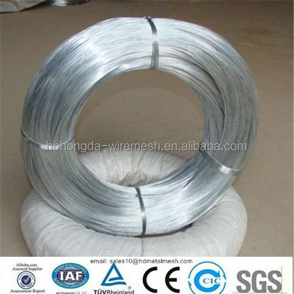 Good manufacturer zinc coated ; gi stay wire for sale