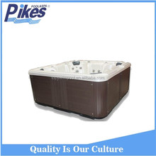JY8015 Factory outdoor hydro air and water combo free stranding luxury Sex hot tub massage spa