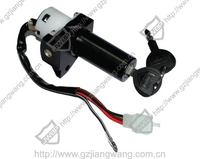 Control system parts,motorcycle ignition lock (YBR-125)