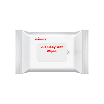 Baby wipes Professional factory made 100% Biodegradable & Organic Baby Wipes