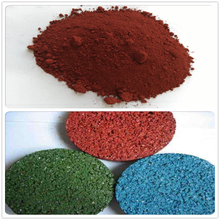 iron oxide pigments colour red yellow black blue green orange