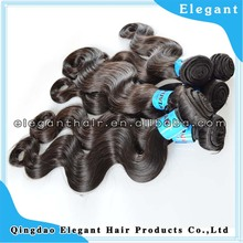 cheap trio brazilian body wave/virgin brazilian que hair/remy brazilian zero hair treatment