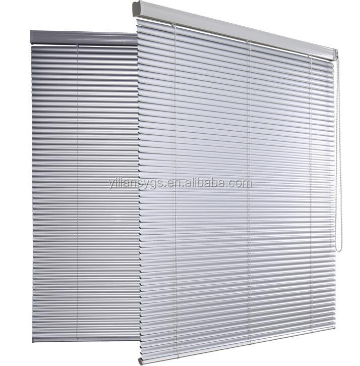 Home Fashions internal aluminum venetian blind slats for windows