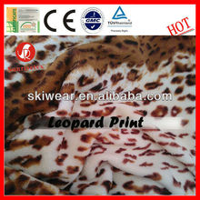 Anti Static Polyester Custom Printed Polar Fleece Fabric