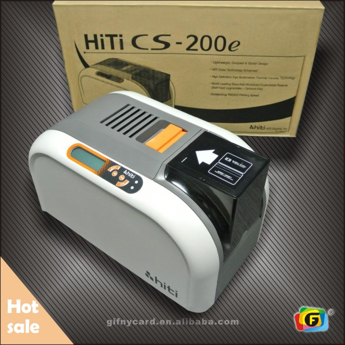 High quality cheap id card printer single side