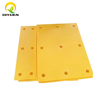 Mould uhmwpe board/ Thick plastic sheet/ Customized HDPE plate