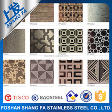 Best Selling High Luster Color Stainless Steel Sheet For Decoration