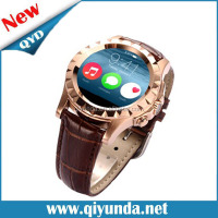 Newest android 4.0 bluetooth smart watch phone gv08 cheap and high quality smart watch