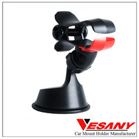 Vesany brand new flexible universal 360 rotating dashboard holder mobile phone